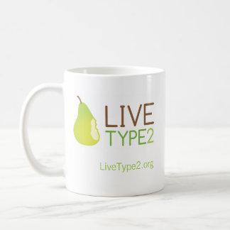 LiveType2.org Coffee Mug