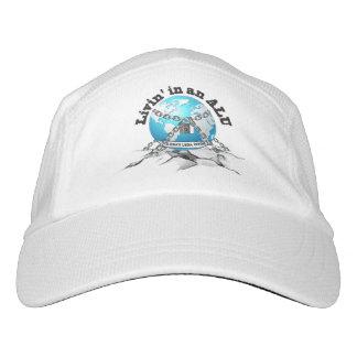 Livin' in an ALU Headsweats Hat