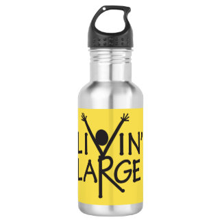 Livin' Large Stainless Water Bottle