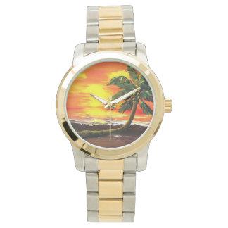 Livin' On ALoha Time Watch