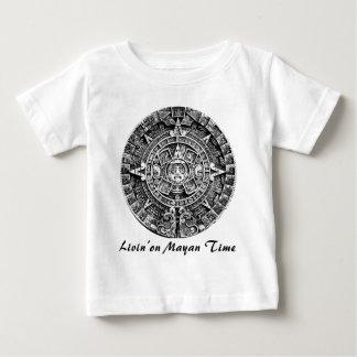 Livin' on Mayan Time Tee Shirts