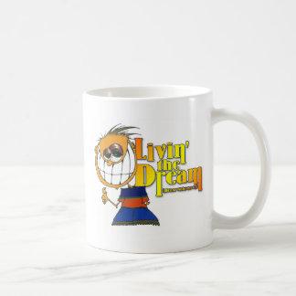 Livin' the Dream Coffee Mug