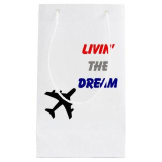 Livin the Dream gift bag