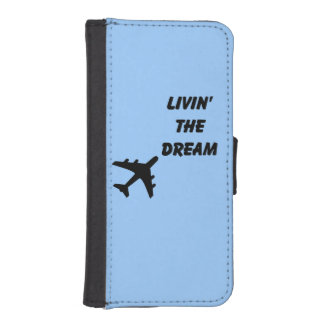 Livin' the Dream Wallet Case