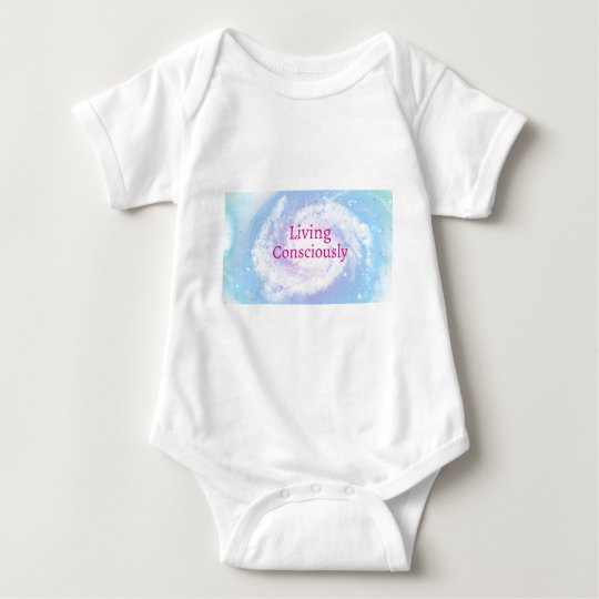 Living Consciously Baby Bodysuit