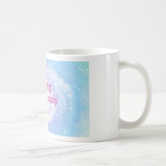 Living Consciously Coffee Mug