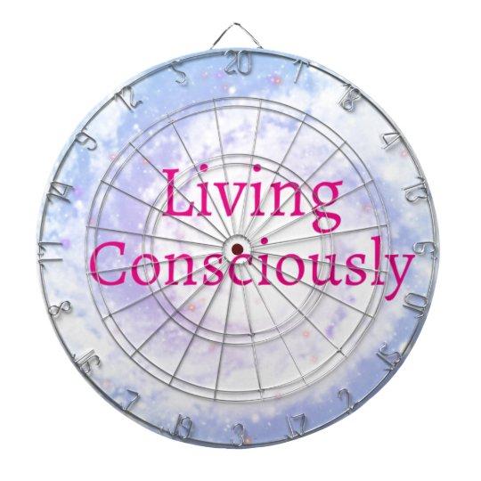 Living Consciously Dartboard