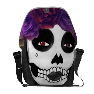 living dead girl Purse Commuter Bag