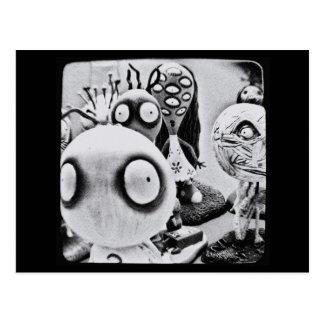 Living Dead Toys Postcard