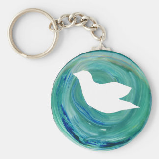 Living Earth - Keychain