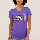 Living For The Moment - Japanese Flute Girl #2 T-Shirt