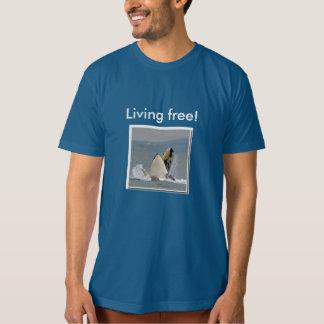 LIVING FREE T-Shirt