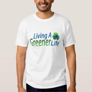 Living Greener Life Tshirt