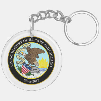 Living History of Illinois and Chicago® Group Keychain