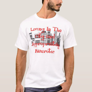 Living In The City  T-Shirt