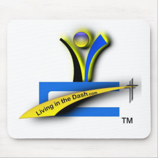 Living in the Dash Mousepad