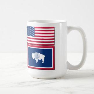 Living In WY, 15 oz Classic Mug
