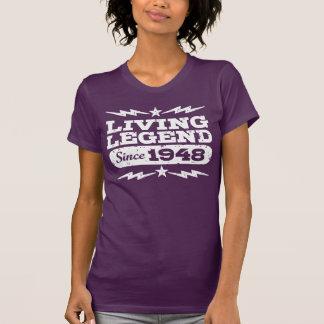 Living Legend Since 1948 T-Shirt