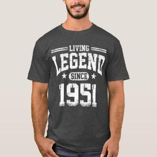 Living Legend Since 1951 T-Shirt