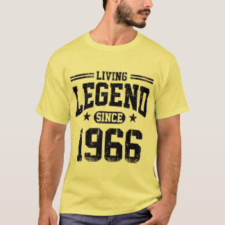 Living Legend Since 1966 T-Shirt
