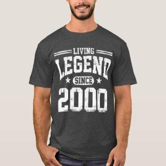 Living Legend Since 2000 T-Shirt