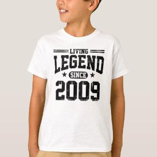 Living Legend Since 2009 T-Shirt