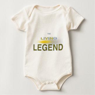 Living Legend Unique Designs Baby Bodysuit