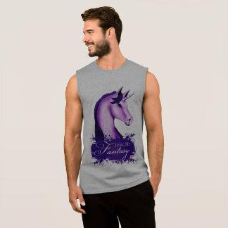 Living My Fantasy-Revolting Reads Sleeveless Shirt