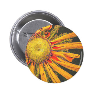 Living Out Loud 2 Inch Round Button