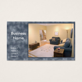 Living Room Business Card