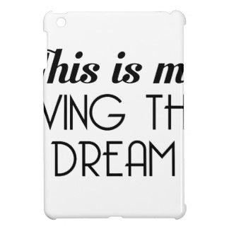 Living the Dream Case For The iPad Mini