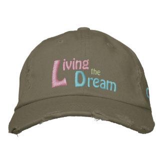 Living the Dream of Dr. Martin Luther King, Jr. Baseball Cap