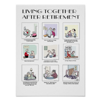 Living Together After Retirement - poster #1