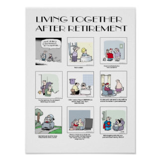 Living Together After Retirement - poster #2
