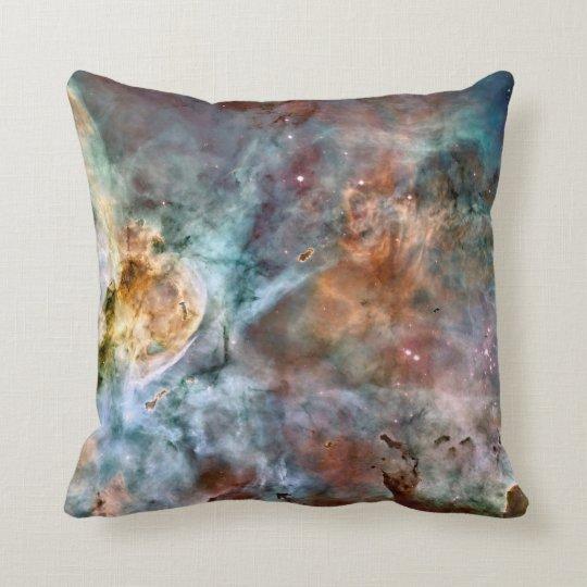 Living Universe Throw Pillow