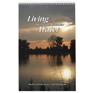 Living Water Devotional Calendar