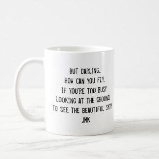 Living Well Coffee Mug