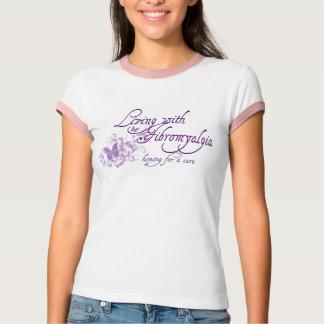 Living with Fibromyalgia T-Shirt