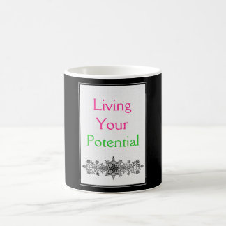Living Your  Potential Mugs