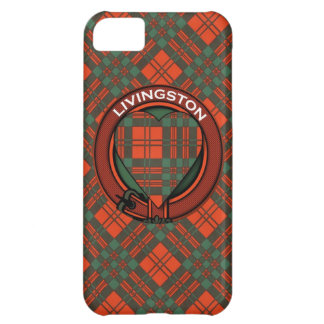 Livingston Scottish Tartan design iPhone 5C Cover