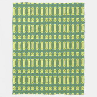 Livingstone Fleece Blanket