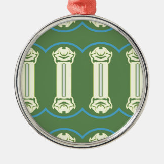 Livingstone Metal Ornament