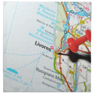 Livorno, Italy Napkin