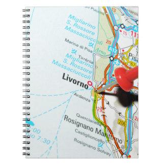 Livorno, Italy Notebook
