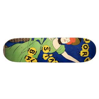 Livorno Stagione Balneare Skateboard