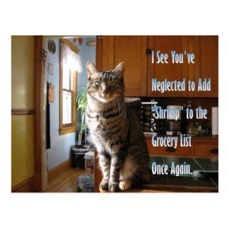 Liza Bean Bitey (TM) Postcard 2