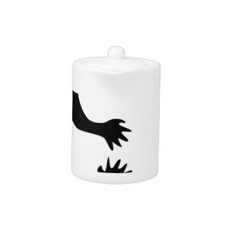 lizard art inspiration black white design