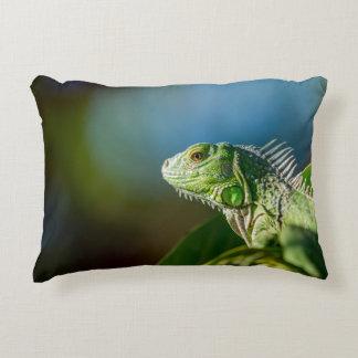 Lizard Custom Pillow