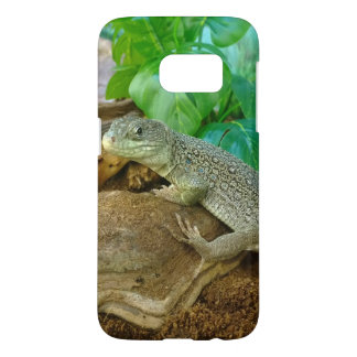 Lizard in a Terrarium Samsung Galaxy S7 Case