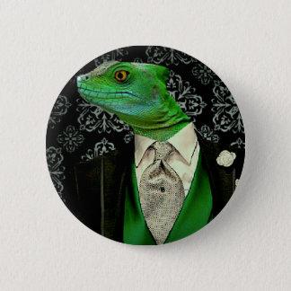 Lizard King 2 Inch Round Button